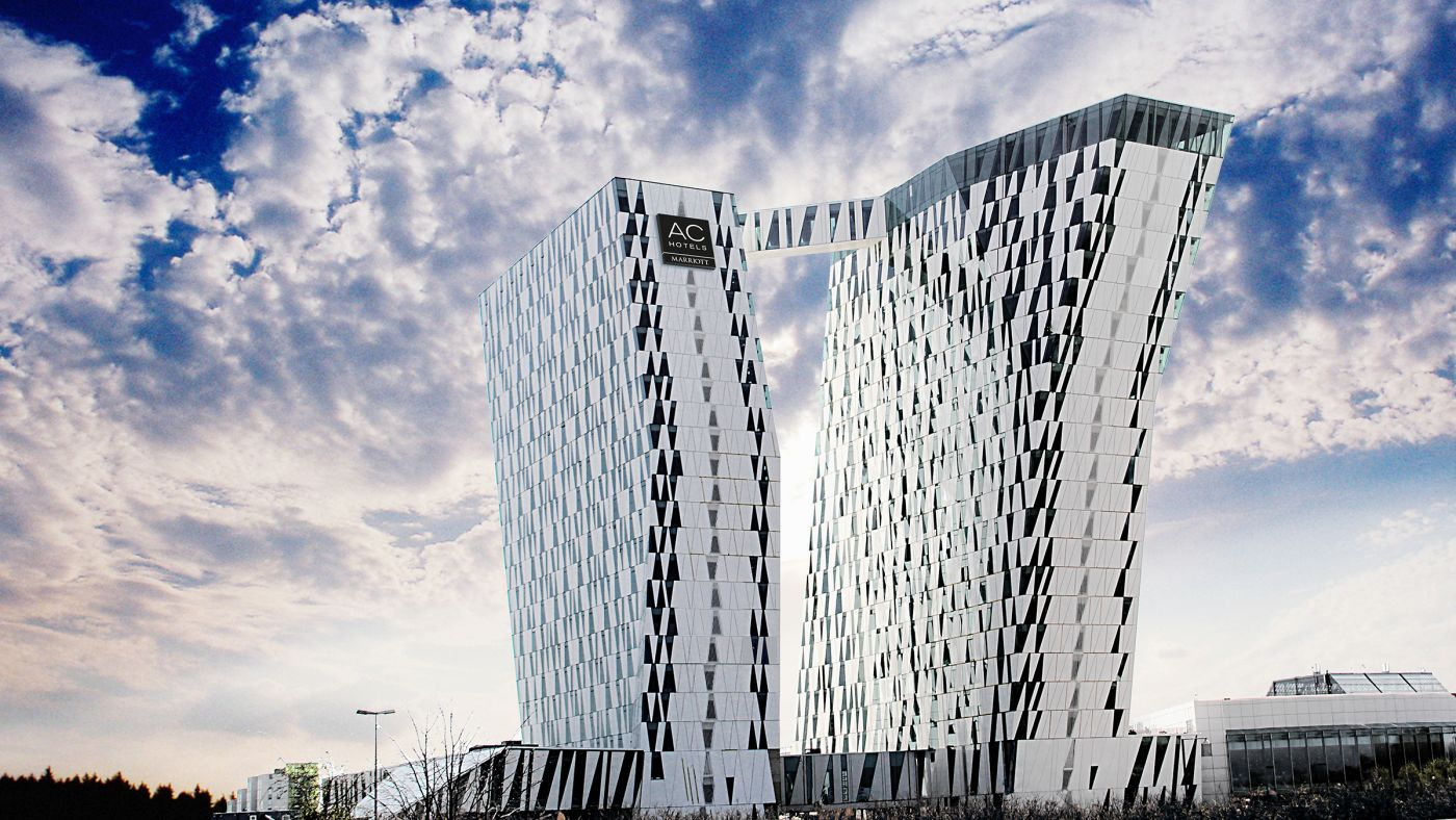 AC Hotel Bella Sky Copenhagen exterior