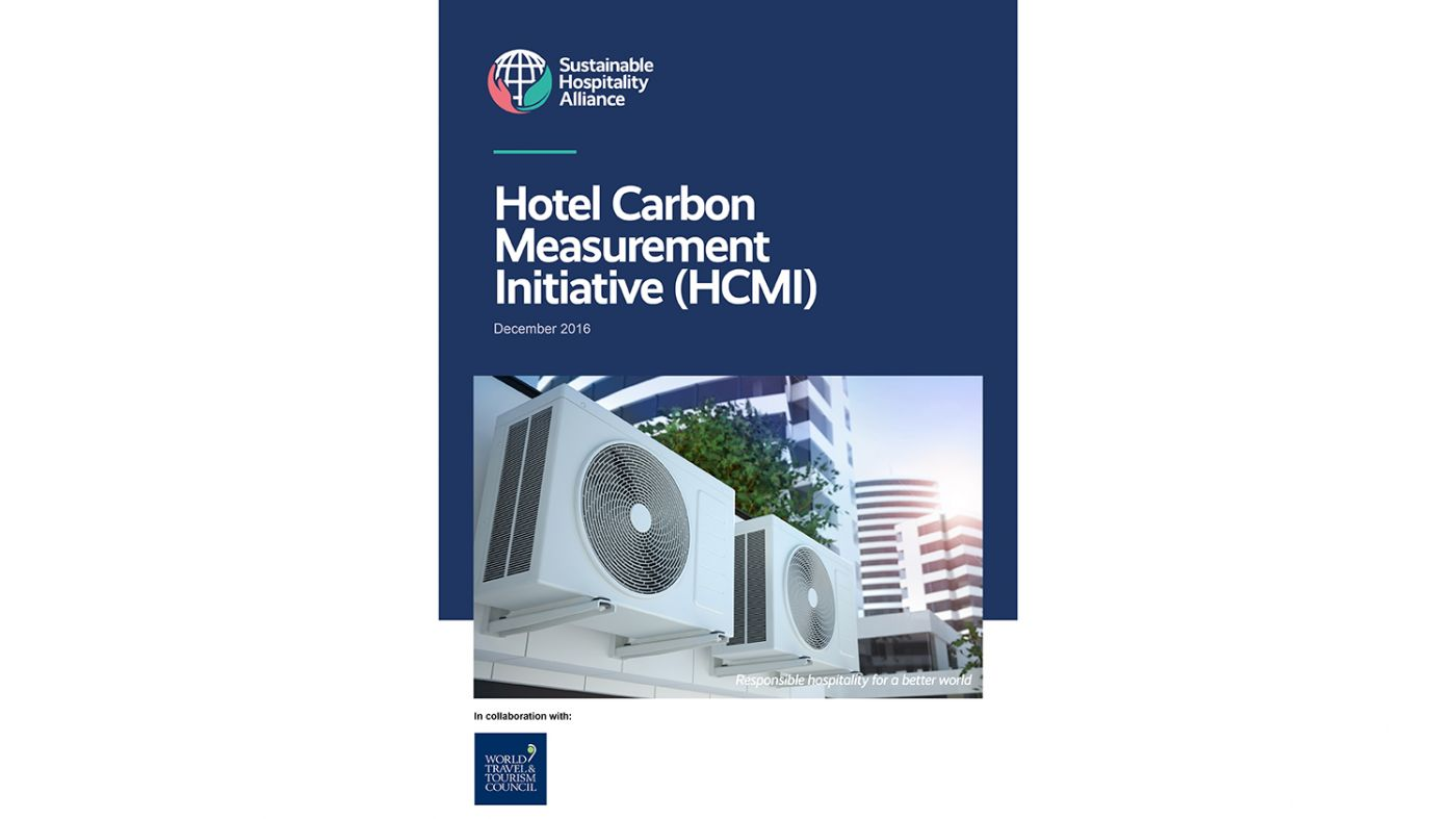 Hotel Carbon Measurement Initiative cover