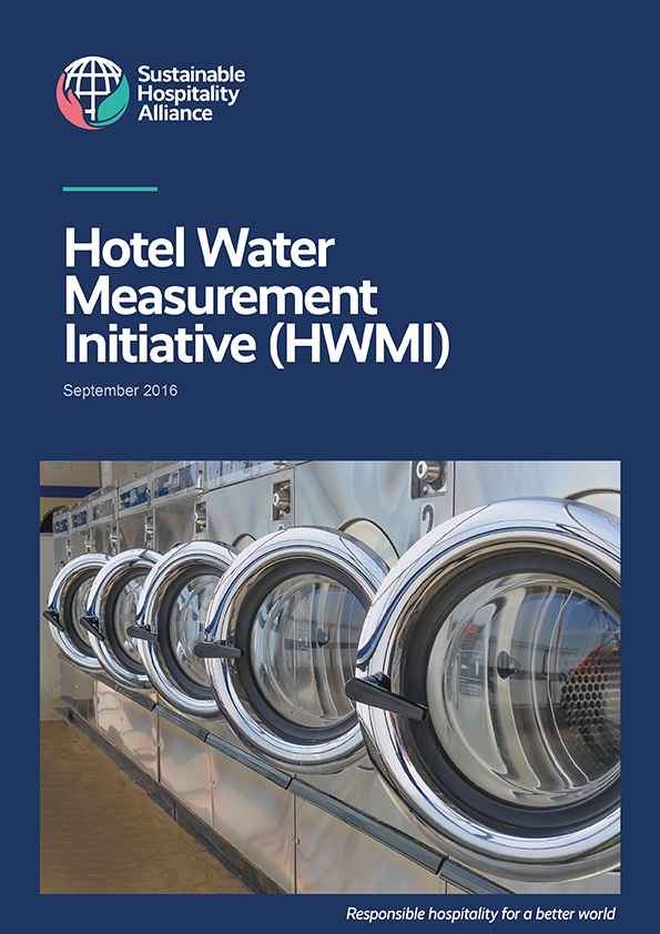 Hotel Water Measurement Initiative (HWMI) is a methodology and tool for hotels to calculate the water use in their properties.
