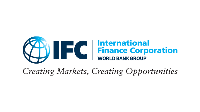 Logo of IFC, International Finance Corporation, part of the World Bank Group