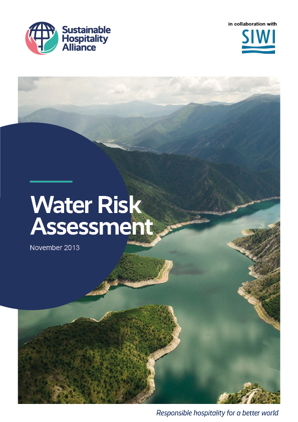 This assessment provides an overview of the possible impacts the industry could suffer due to shifts in the availability of quality water sources. It also recommends key action areas for the hotel industry to preserve freshwater resources.