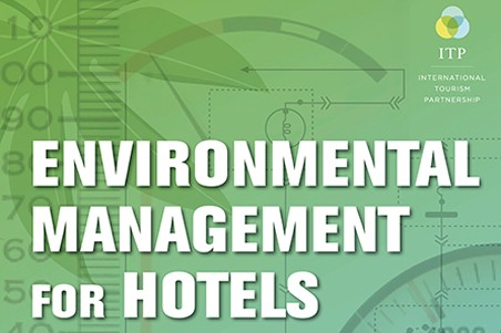 The manual examines the key issues relating to hotel operations and provides tools and practical guidance for managing the impact of properties on the destinations and communities in they operate.