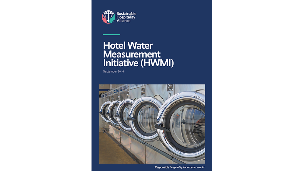 Hotel Water Measurement Initiative Cover