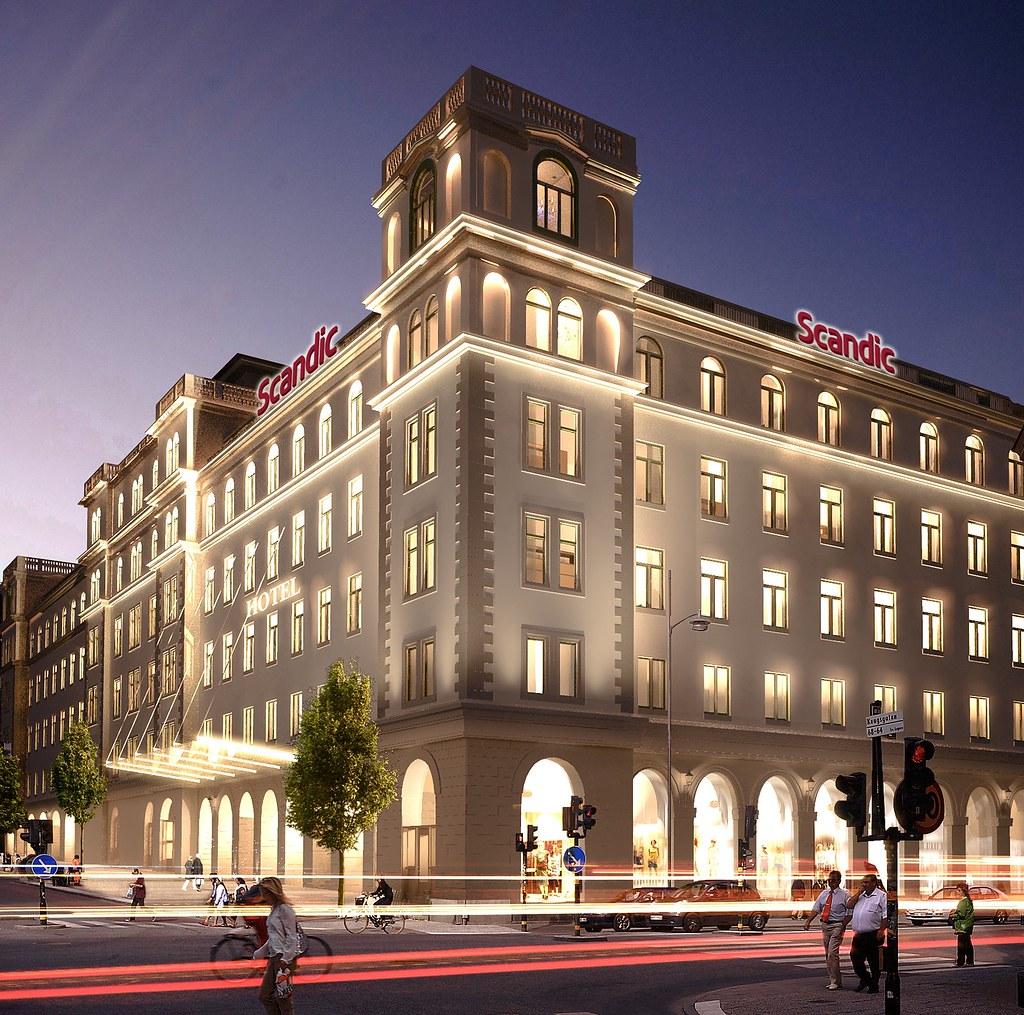 Scandic-hotel