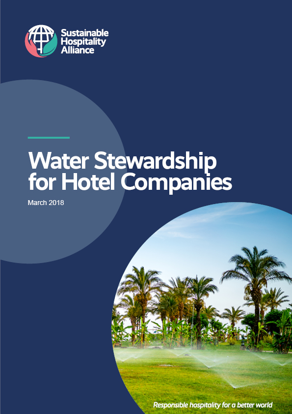 This report recommends six steps every hotel should take to better manage their impact on water, with guidance on setting targets, managing water use, working with supply chain and collaborating for maximum impact