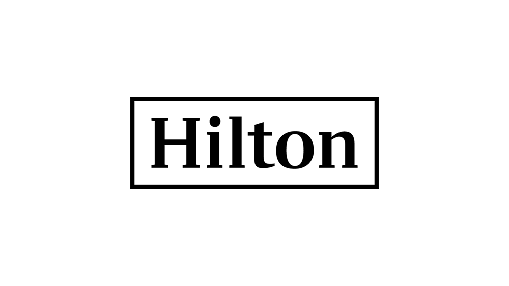 Hilton logo - a member of Sustainable Hospitality Alliance