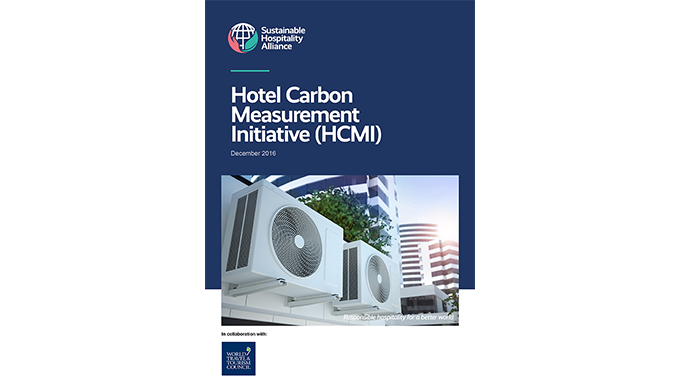 Hotel Carbon Measurement Initiative