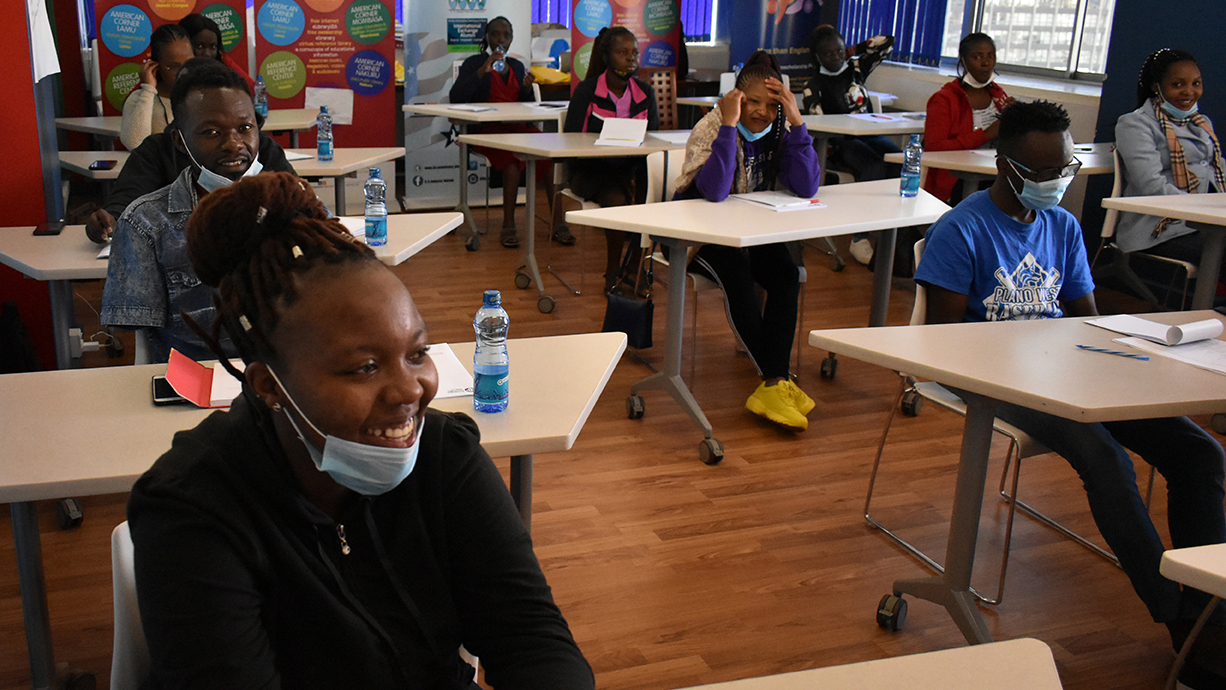 Sustainable Hospitality Alliance youth curriculum