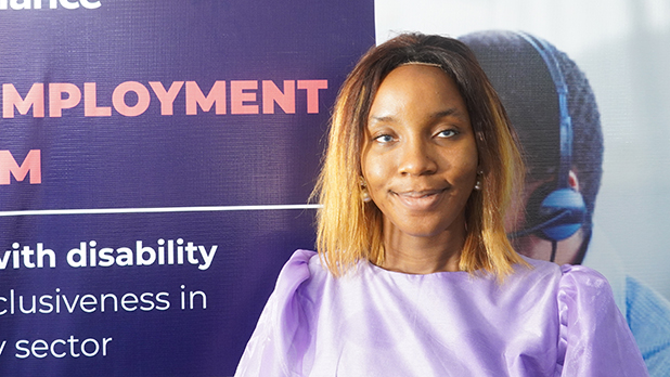 Eleanora youth employment programme trainee