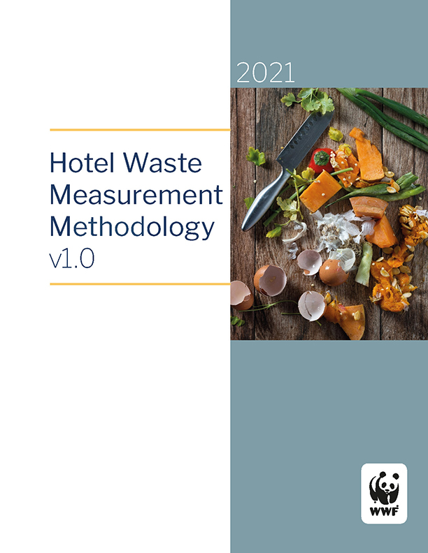 The Hotel Waste Measurement Methodology is a common approach for the hotel industry to collect waste data, and measure and report waste.