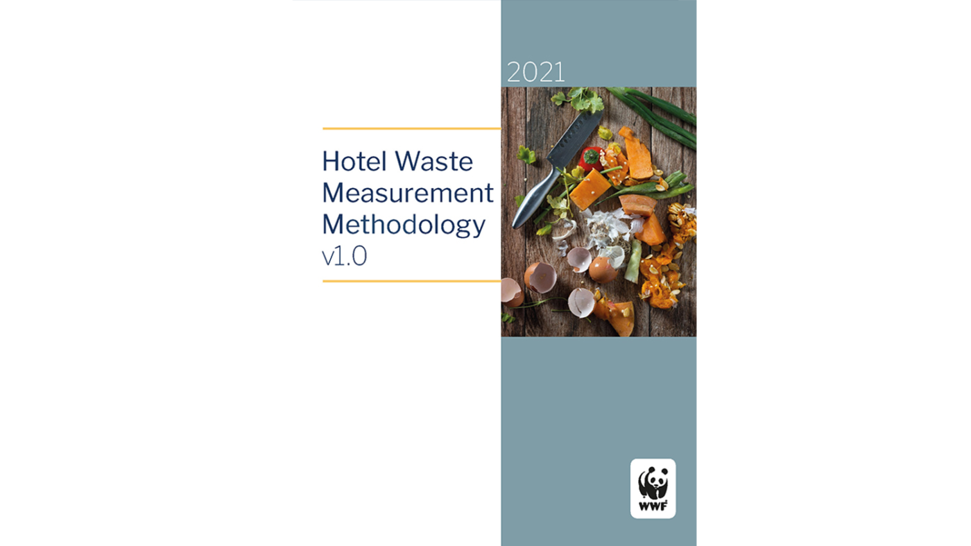 Hotel waste methodology cover